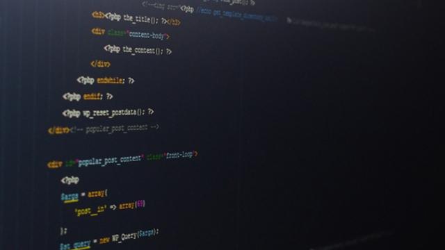 プログラムのソースコード