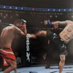EA SPORTS UFC4のプレイ画面