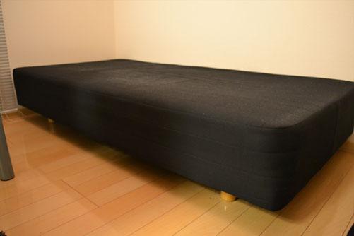 足付きベッド