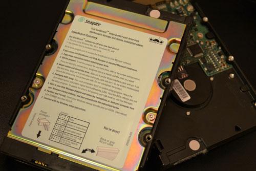 HDDの画像