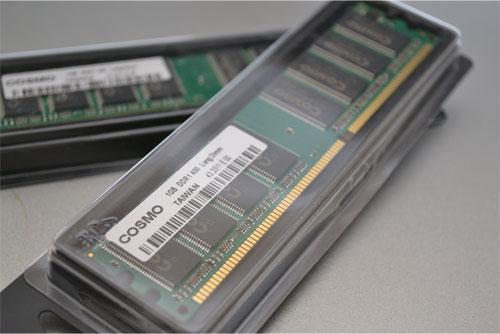 デスクトップ用パソコンのメモリー