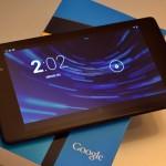 New Nexus7(概観)