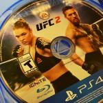 PS4 UFC2 DISC