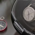 ワインダーと機械式腕時計