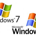 Windows7とWindows XP